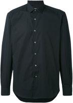 Lanvin buttoned shirt - men - Cotton - 41