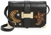 Sam Edelman Women's Florence Faux Leather Clutch Wallet - Black