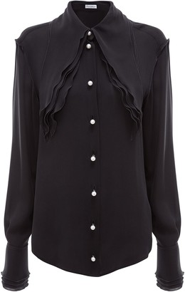 J.W.Anderson Layered Blouse