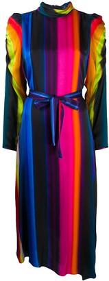 Paul Smith Striped Print Dress