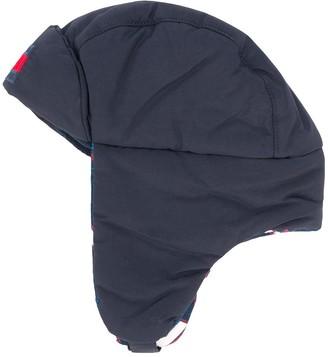 Tommy Hilfiger Junior Embroidered Logo Trapper Hat
