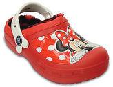 Crocs Creative MinnieTM Fuzz Lined Clog