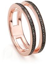 Monica Vinader Skinny Double Band Ring