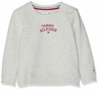 Tommy Hilfiger Baby Girls' Essential Logo Sweatshirt
