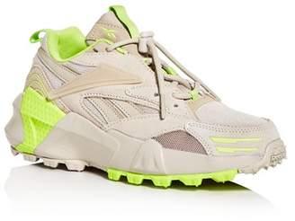 Reebok Women's Aztrec Double Low-Top Sneakers