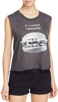 Wildfox Couture Serious Relationship Tank
