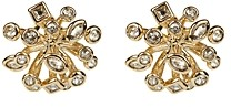 Alexis Bittar Crystal Burst Stud Earrings
