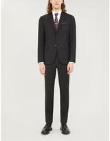 Pal Zileri Regular-fit stretch-wool suit