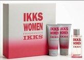 Ikks 3 Piece Set Includes: 3.3 oz Eau de Toilette Spray + 3.3 oz Bath and Shower Gel + 3.3 oz Moisturizing Body Lotion