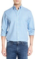 Vineyard Vines Men's 'Canaan Valley Plaid - Murray' Classic Fit Long Sleeve Sport Shirt