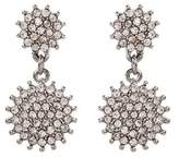Amrita Singh Crystal Cluster Earrings.