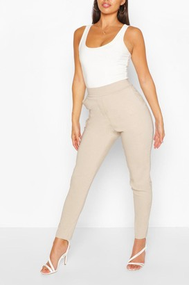 boohoo Stretch Tapered Trouser