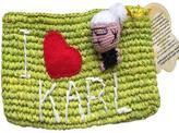 Mua Mua I Love Karl Pochette