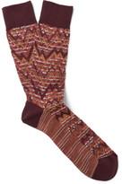 Missoni Cotton-blend Socks - Orange