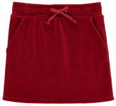 Hundred Pieces Velvet Skirt