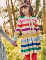 Boden Rainbow Knitted Dress