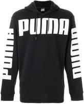 Puma logoed hoodie