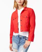 The Style Club Cotton Liberated Denim Jacket