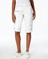 Calvin Klein Cargo Capri Pants