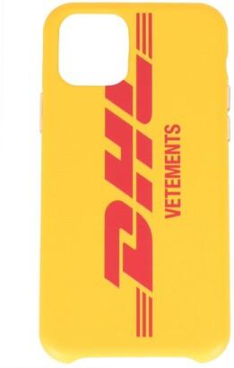 Vetements x DHL Iphone 11 case