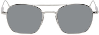 Byredo Silver The Engineer Mirrored Sunglasses