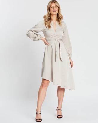 Atmos & Here Deanna Midi Dress