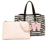 Betsey Johnson Bag In A Bag Tote