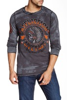 Affliction AC Stampede Reversible Thermal Tee