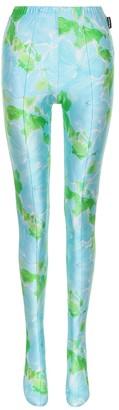 Balenciaga Dynasty floral leggings