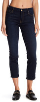 7 For All Mankind Cropped Straight Jean