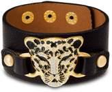 6th Borough Boutique Swarovski Tiger Cuff