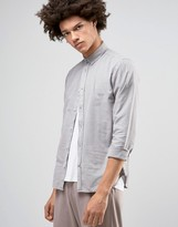 !solid Button Down Oxford Shirt