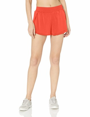 Maaji Women's Elastic Waist with Attached Brief Running Short