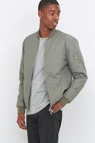 Wemoto Tane Olive Bomber Jacket