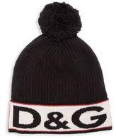 Dolce & Gabbana Knitted Beanie