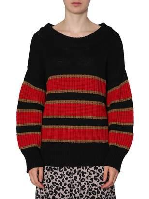 N°21 N.21 Striped Sweater