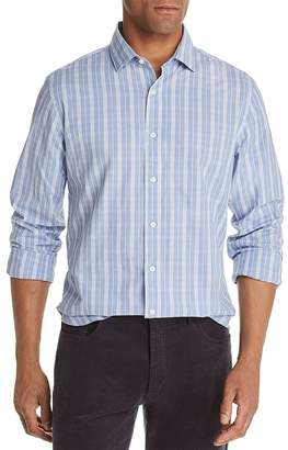 Bloomingdale's The Men's Store at Plaid Classic Fit Shirt - 100% Exclusive