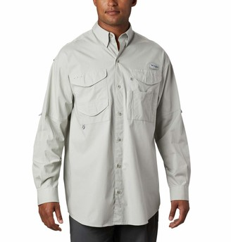 Columbia Men's Big & Tall Bonehead Long Sleeve Shirt