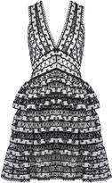 Thurley Sunset Boulevard Ruffle Dress