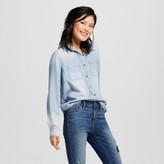 Women's Denim Shirt - Mossimo Supply Co. (Juniors')