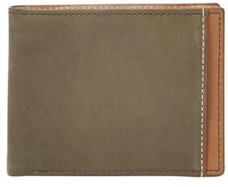 Fossil Ardmore Rfid Bifold Wallet Olive