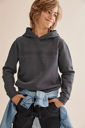 Country Road CR Hooded Sweat
