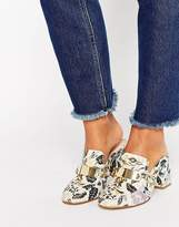 Asos STAPLE Heeled Mules