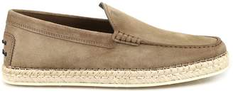 Tod's Espadrilles Loafers