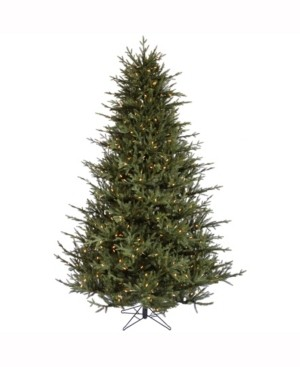 Vickerman 4.5 ft Itasca Frasier Artificial Christmas Tree With 250 Warm White Led Lights