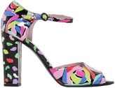 Moschino Leather Sandal