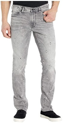 John Varvatos Bowery Slim Straight Fit - Lunar Wash in Sting Ray J306LV4B (Sting Ray) Men's Jeans