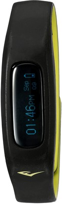 Everlast Automatic Plastic and Silicone Fitness Watch Color:Two Tone (Model: EVWTR002YE)