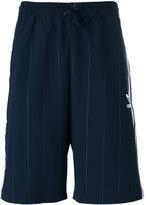 adidas side stripe track shorts - men - Polyester - XS