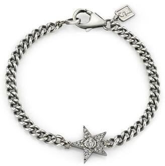 Sheryl Lowe Pave Diamond Star Bracelet
